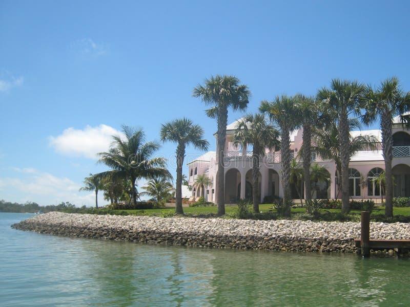 03 bayfront home naples arkivbilder