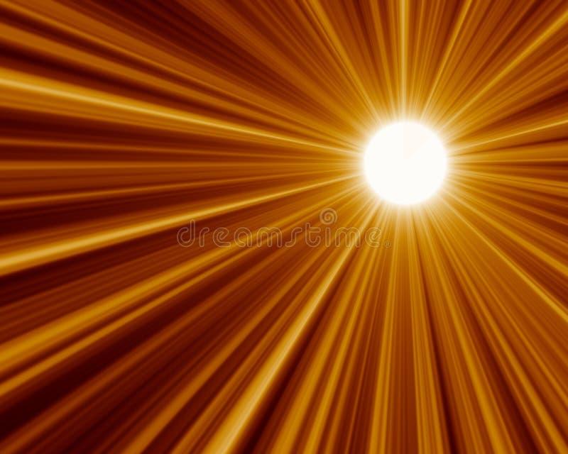 03 słońce royalty ilustracja