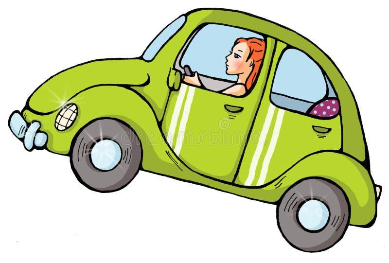 03 samochód ilustracji