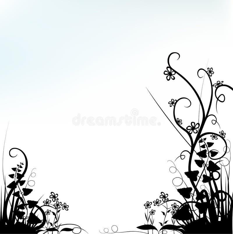 03 tło kwiecisty ilustracji