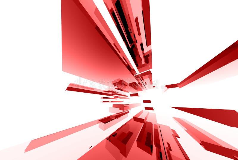 036 абстрактных элементов стеклянных Стоковые Фото