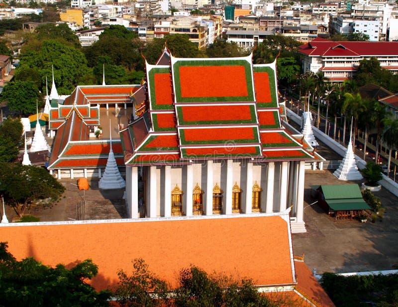 04结构泰国 库存照片
