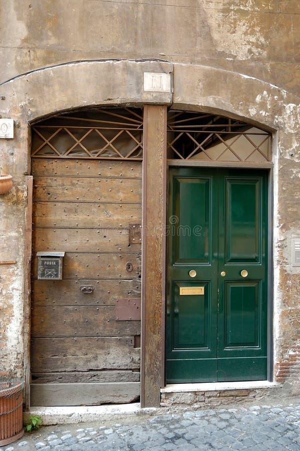 04 drzwi zdjęcia stock