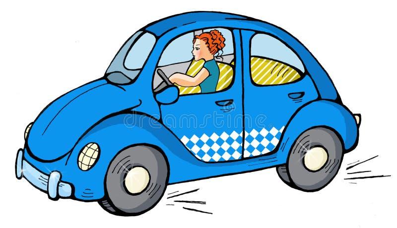 05 samochód ilustracji
