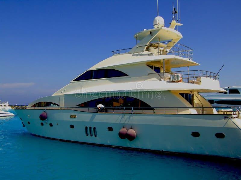 05 yachts de luxe image libre de droits