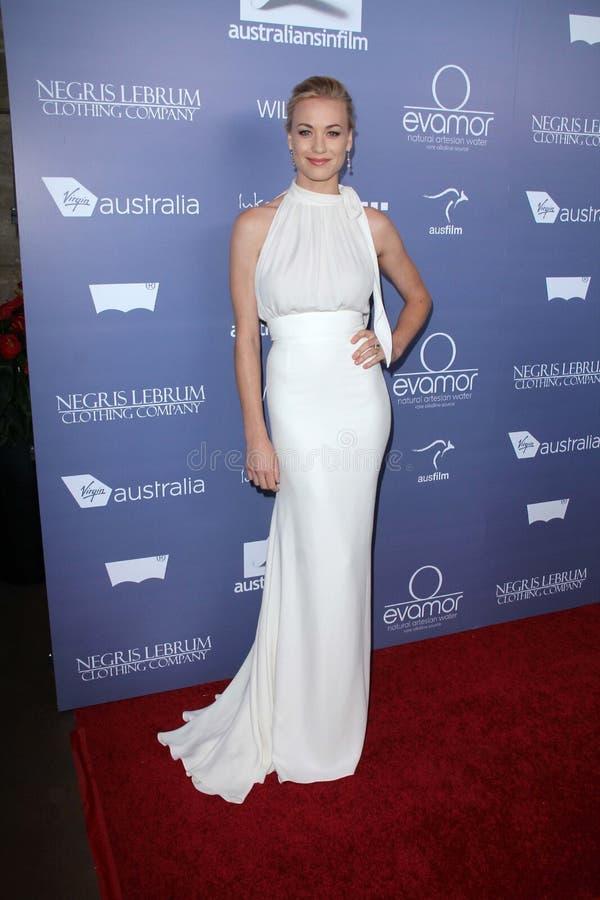 06 12 27 strahovski rocznego australijczyków nagród przełomu ca wieka miasta filmu hotelowy międzykontynentalny strahovski Yvonne zdjęcia royalty free