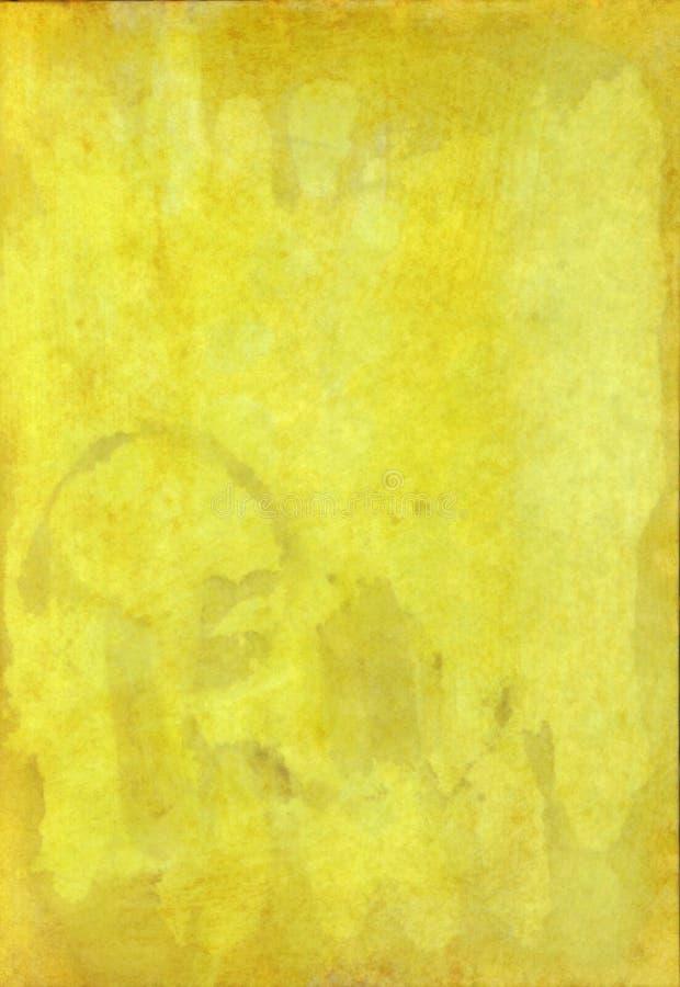 06 serii rocznik papieru ilustracja wektor