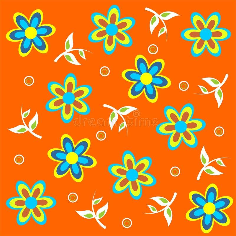 08花卉主题 皇族释放例证