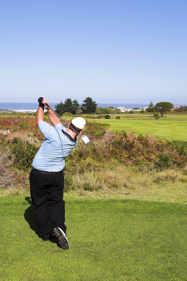 08 Golf Fotografia Royalty Free