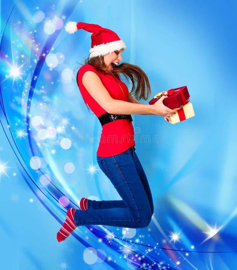 08 missis Santa zdjęcia stock
