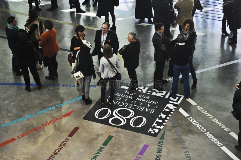 Download 080 Barcelona moda zdjęcie stock editorial. Obraz złożonej z zima - 28970388