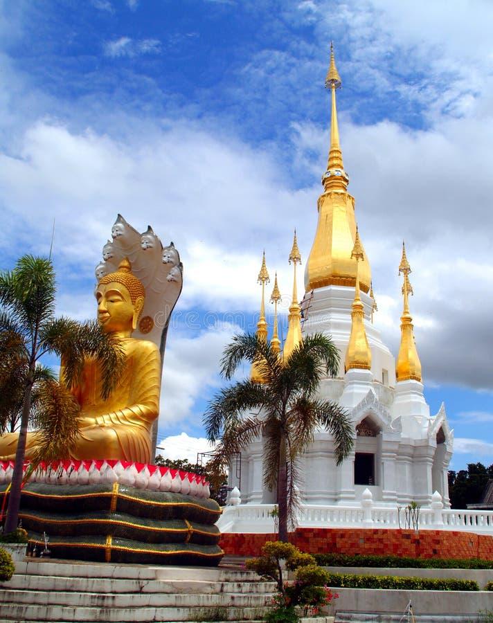 09结构佛教徒 免版税库存图片