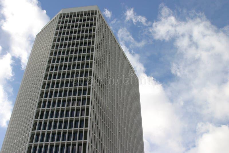 1个大厦 免版税库存图片