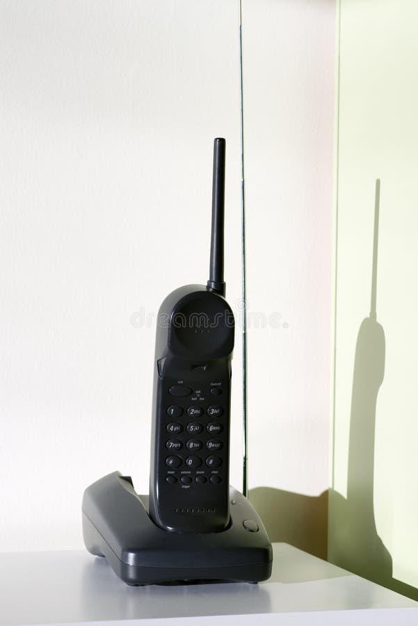 1个无线电话 免版税库存照片