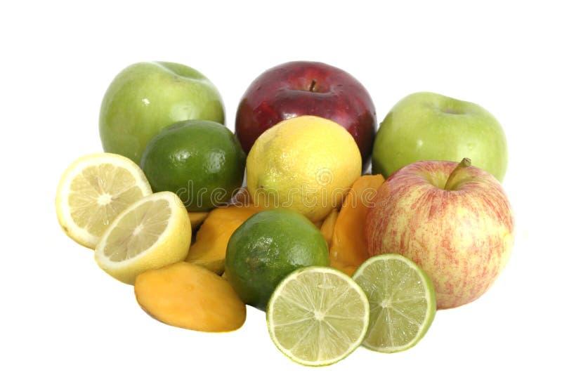 1个果子组 库存照片
