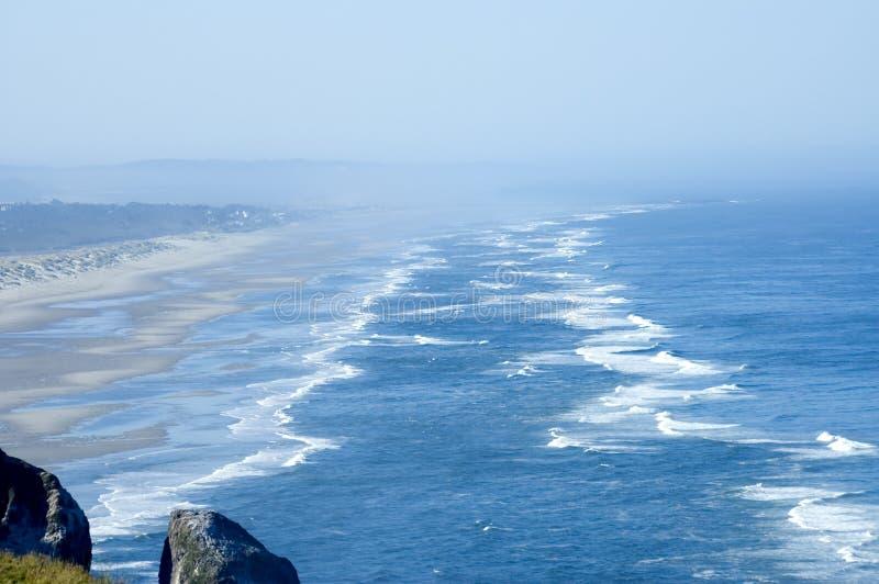 1个海滩 库存照片