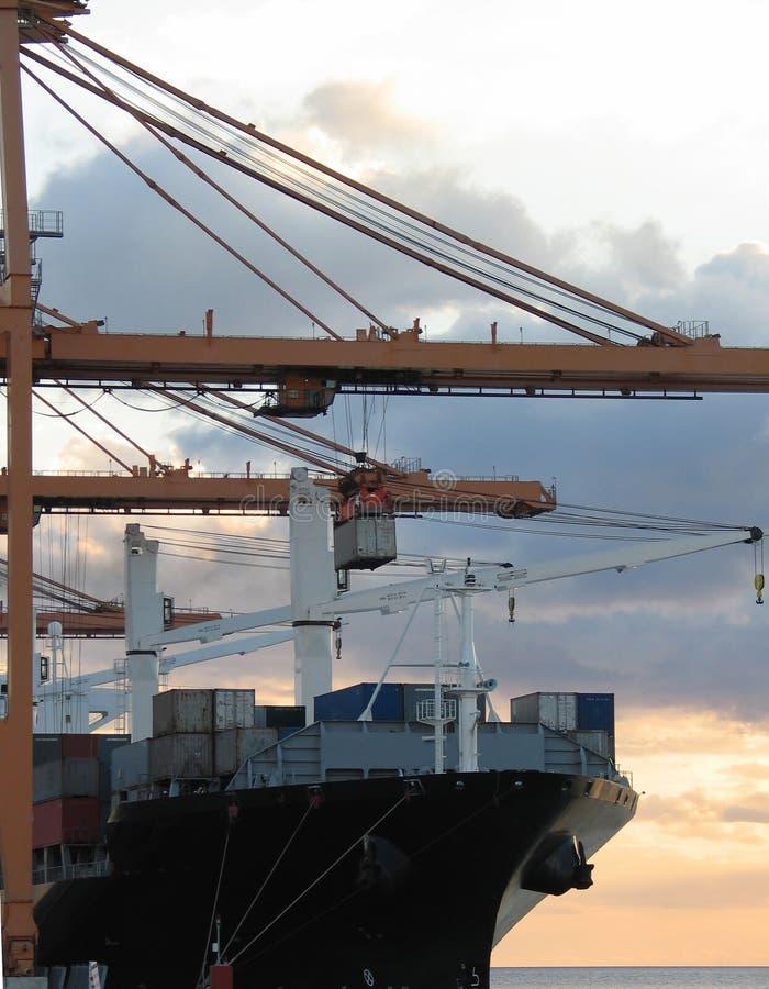 1个货物系列 图库摄影