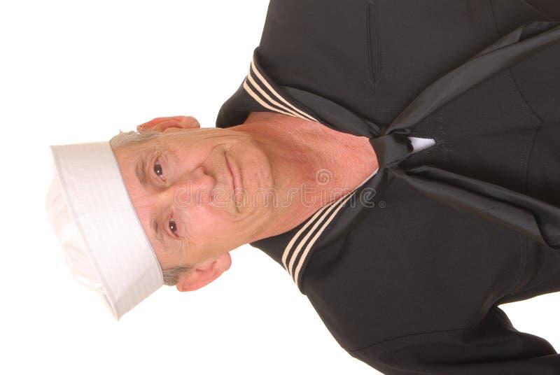 1位水手 库存图片