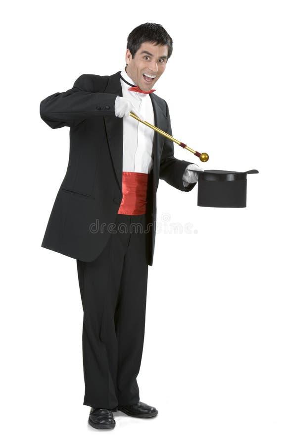 1位魔术师 库存照片