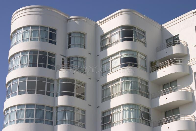 1公寓艺术大厦deco 免版税图库摄影