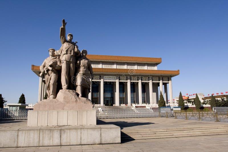 1北京雕塑 免版税库存照片