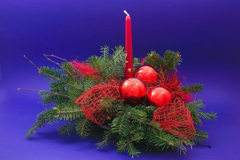 1圣诞节 免版税图库摄影