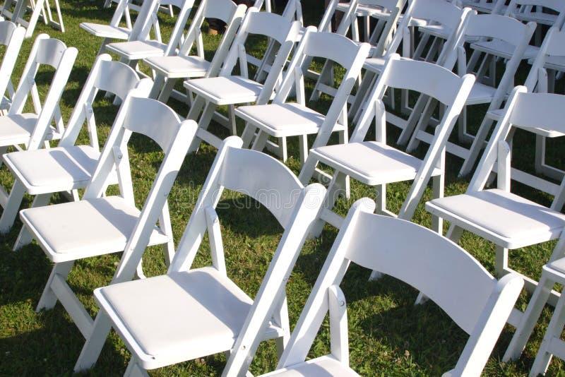 1婚姻的椅子 图库摄影