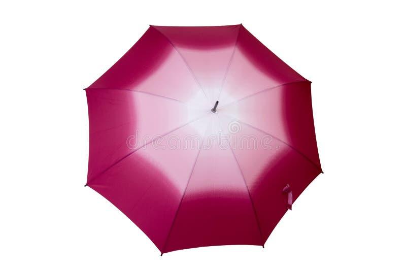 1把伞 免版税库存照片