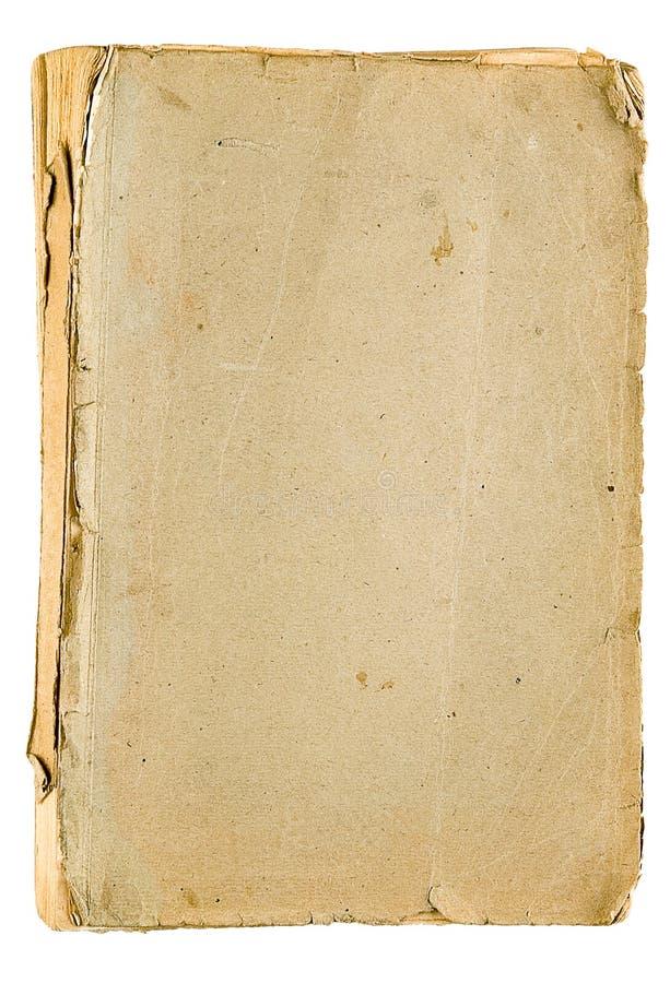 1本古老书 库存图片