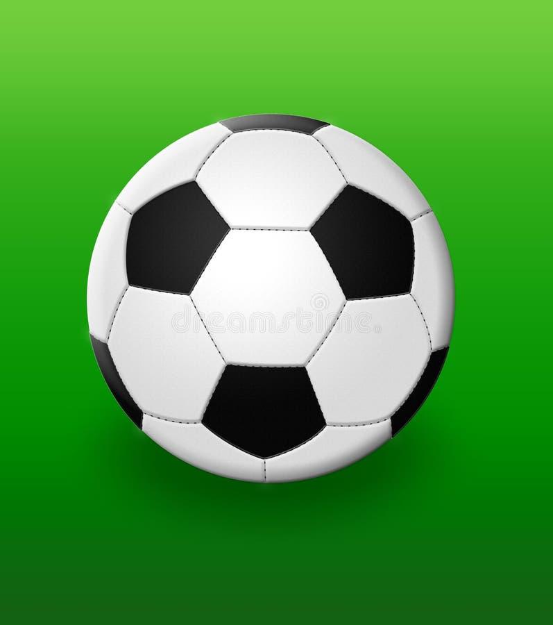 1橄榄球 向量例证