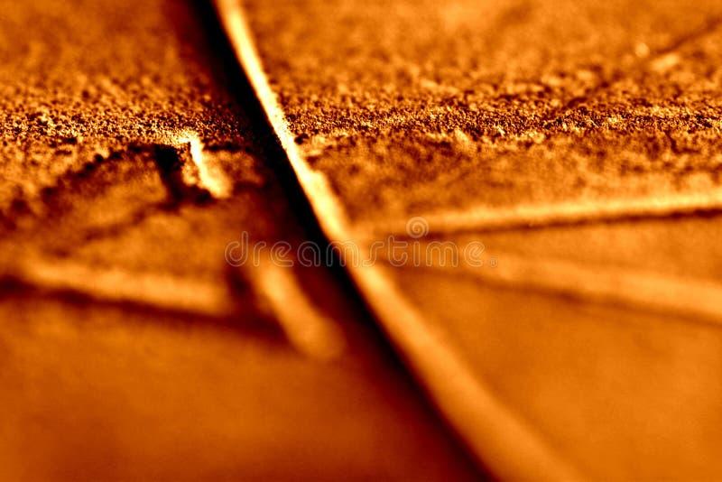 1橙色叫喊的日规纹理 免版税库存照片