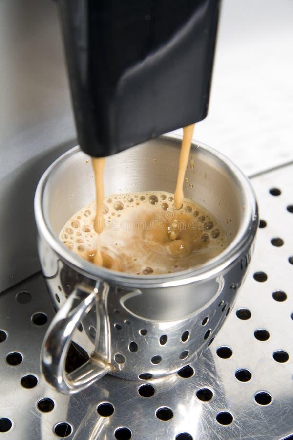 1浓咖啡 免版税库存照片