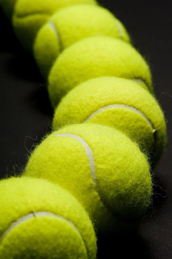 1球宏指令网球 免版税库存图片