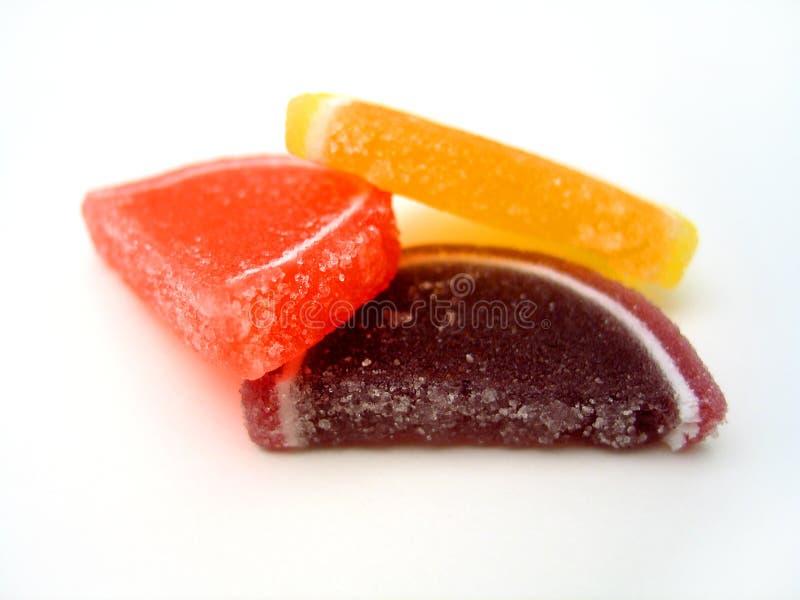 1糖果果子 免版税库存照片