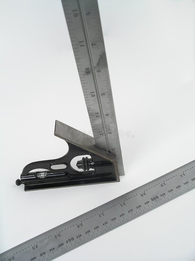 1评定的工具 免版税库存照片