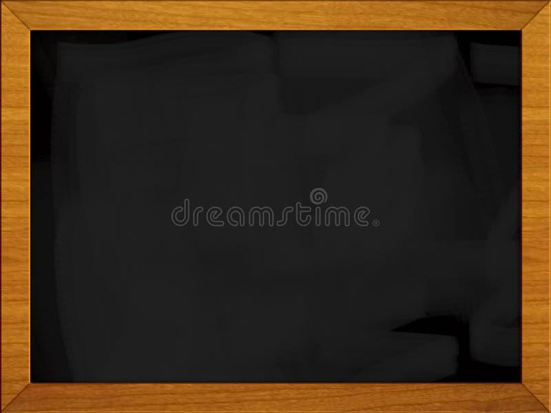 1 école noire de panneau du tableau noir 3 photo stock