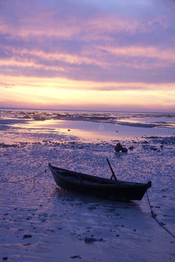 (1) łódź zdjęcia stock