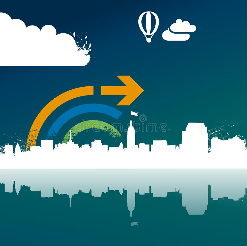 1 απεικόνιση πόλεων απεικόνιση αποθεμάτων