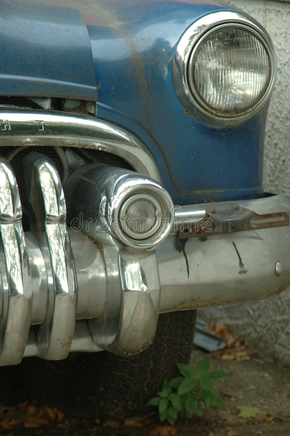 1 αυτοκίνητο παλαιό Στοκ Εικόνα