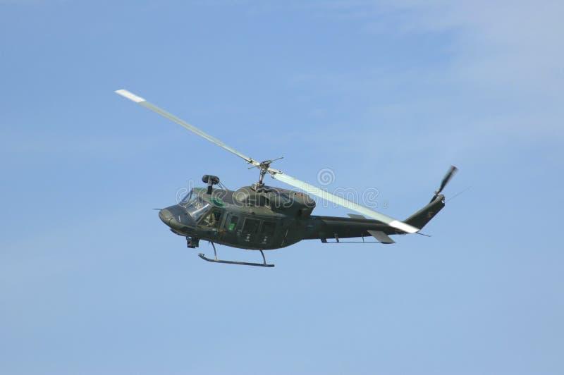 1 ελικόπτερο στοκ φωτογραφίες