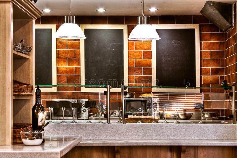 1 κουζίνα στοκ εικόνα