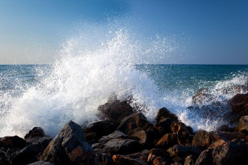 1 κυματωγή θάλασσας στοκ φωτογραφία με δικαίωμα ελεύθερης χρήσης