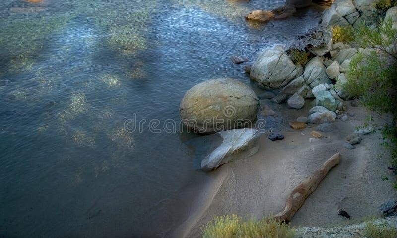 1 λιμενική άμμος στοκ φωτογραφία