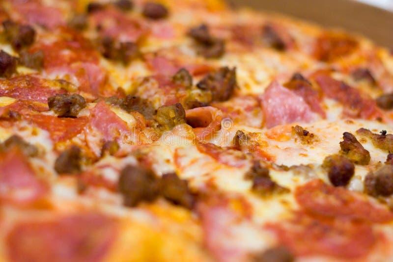 1 πίτσα στοκ εικόνες