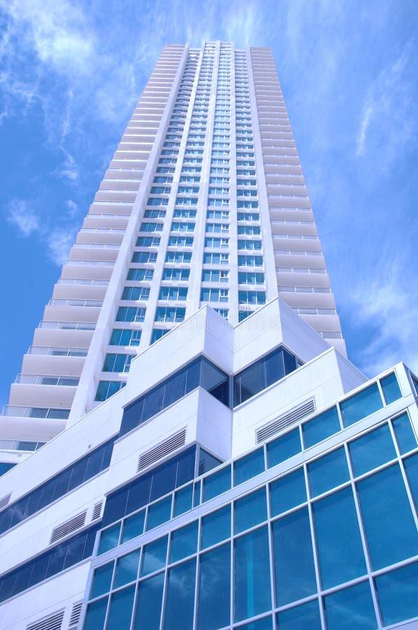 1 πολυόροφο κτίριο στοκ εικόνες