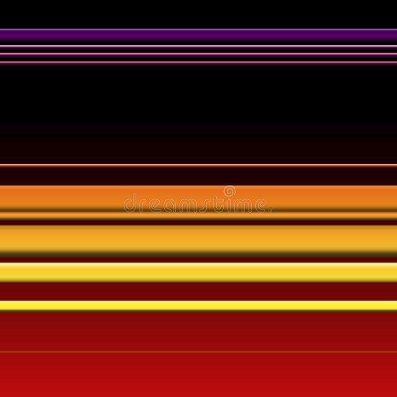 1 πρότυπο γραμμών απεικόνιση αποθεμάτων