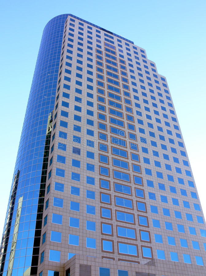 1 πύργος τραπεζών στοκ φωτογραφία