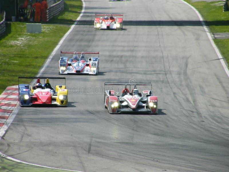 1 σειρά monza του Le Mans στοκ εικόνα με δικαίωμα ελεύθερης χρήσης
