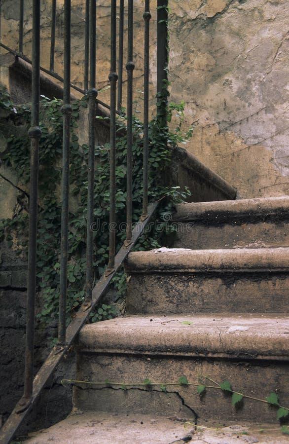 1 σκαλοπάτι στοκ εικόνες
