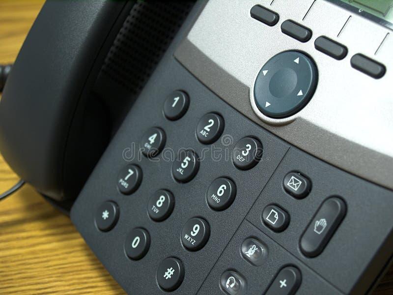 1 τηλέφωνο IP στοκ εικόνες